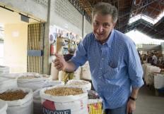 Na busca de novos ingredientes - Caruaru PE