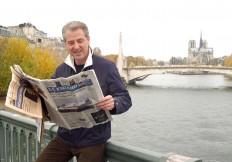 Sergio Arno em Paris