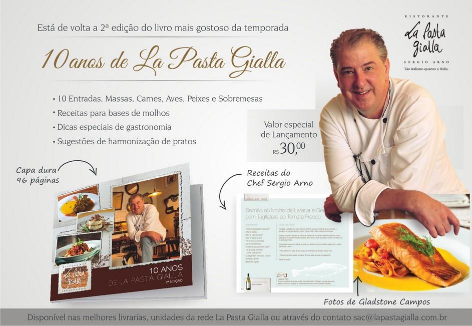 10 anos de La Pasta Gialla