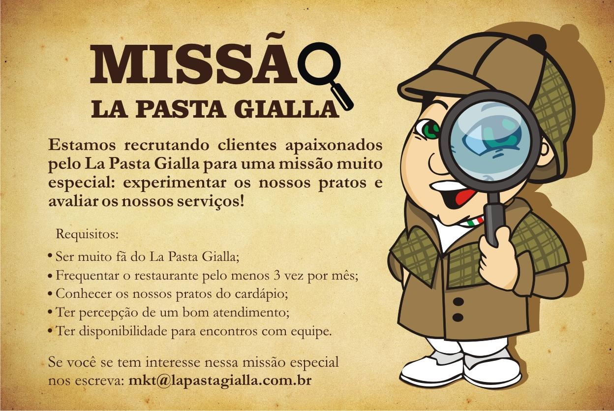 Missao La Pasta